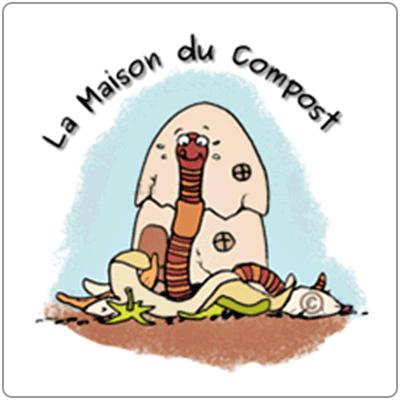 La maison du compost